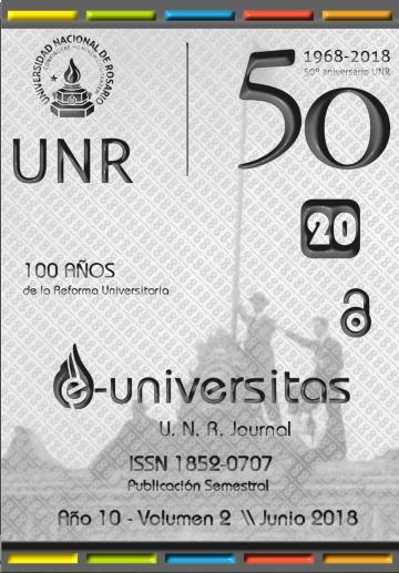 15 de Junio • Centenario de la Reforma Universitaria
